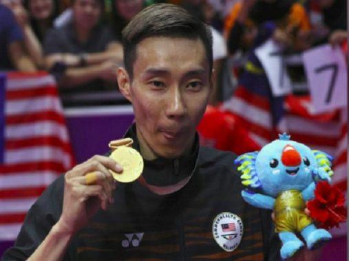 Huyền thoại cầu lông Lee Chong Wei đang đối mặt với bệnh ung thư