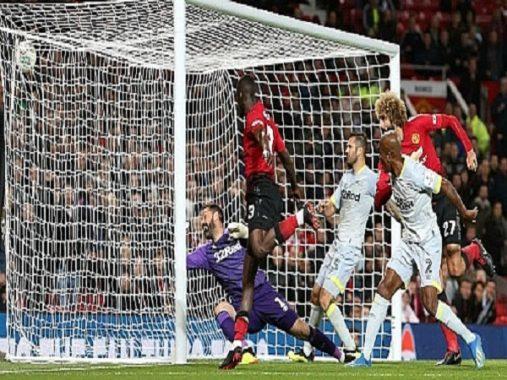 Thảm bại khi Man UTD bị Lampard đá văng khỏi cup liên đoàn