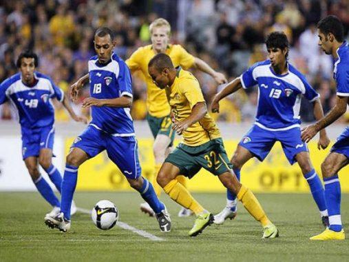 Kuwait vs Australia