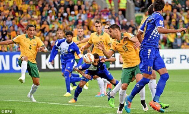 Nhận định Kuwait vs Australia