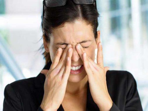 Điềm báo giật mắt trái hên hay xui?