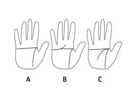 Bàn tay chữ nhất – Đoán vận mệnh người qua bàn tay chữ nhất