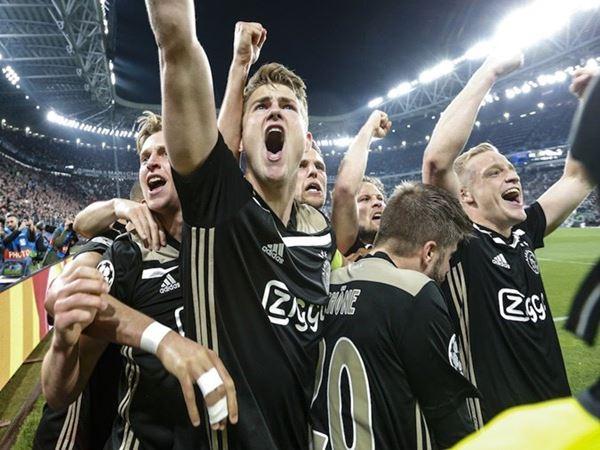 Ajax đang có một mùa giải cực kỳ ấn tượng nhờ vào những tài năng trẻ của mình.