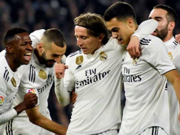 Những cầu thủ kỳ cựu của Real vẫn sẵn sàng khẳng định bản thân