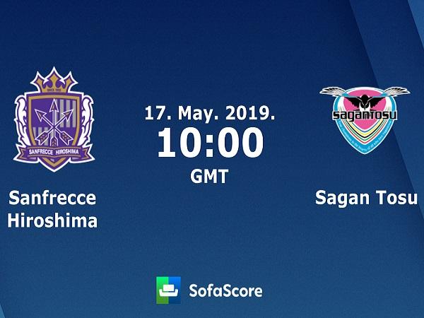Soi kèo Sanfrecce Hiroshima vs Sagan Tosu, 17h00 ngày 17/05