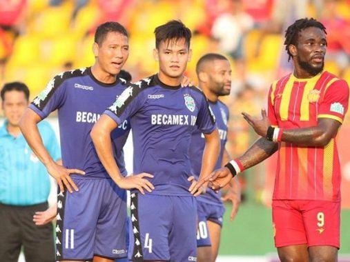 3 điểm nhấn nổi bật trận PSM Makassar 2-1 B.Bình Dương