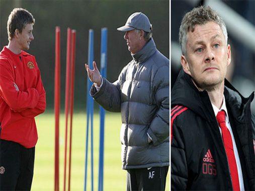 Sir Alex Ferguson có động thái lạ, Ole Gunnar Solskjaer sắp bay ghế