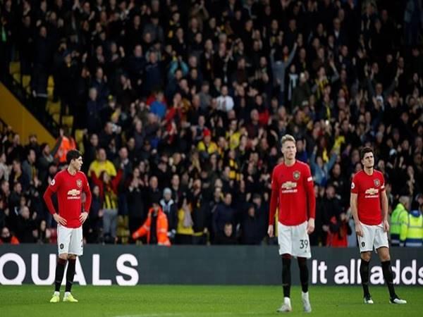 Điểm nhấn Watford 2-0 Man United: Bệnh cũ tái phát