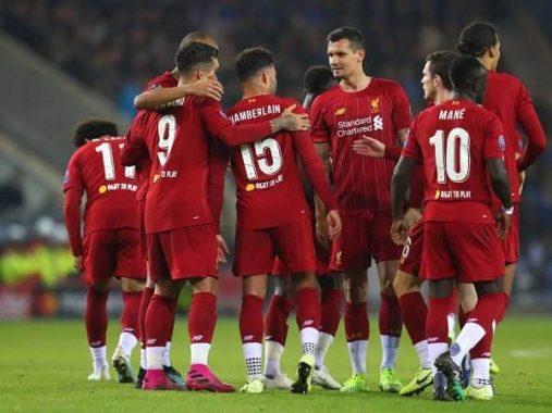 Liverpool chốt đội hình dự Club World Cup