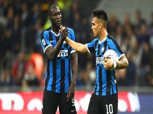 Thống kê của Lukaku và Martinez tại Inter Milan
