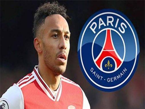 PSG nhảy vào cuộc đua giành chữ ký Pierre-Emerick Aubameyang