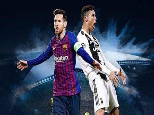 Ronaldo bày tỏ sự ngưỡng mộ với Messi