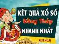 Soi cầu XS Đồng Tháp chính xác thứ 2 ngày 06/07/2020