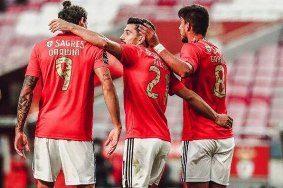 Nhận định bóng đá Benfica vs Belenenses, 03h15 ngày 27/10