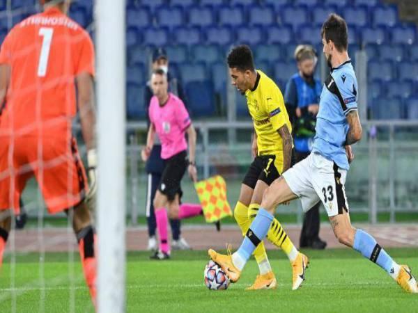 Bóng đá Anh 24/10: Jadon Sancho bất ổn sau khi hụt đến MU