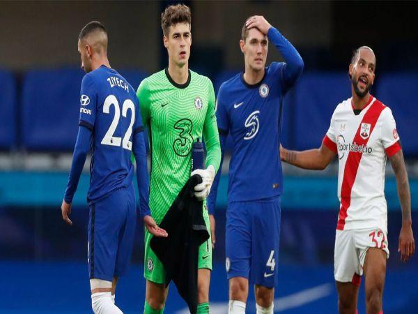 Bóng đá Anh trưa 21/10: Kepa chỉ là lựa chọn thứ 3 ở Chelsea