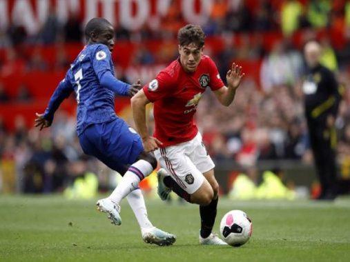 Tin bóng đá QT chiều 23/10: MU hừng hực đấu Chelsea