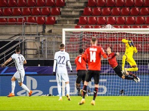 Bóng đá Anh 25/11: Olivier Giroud tỏa sáng, Chelsea đánh bại Rennes