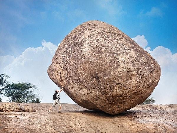 mơ thấy hòn đá