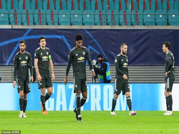 Tin bóng đá chiều 09/12: M.U bị loại vì sai lầm tồi tệ của Solskjaer