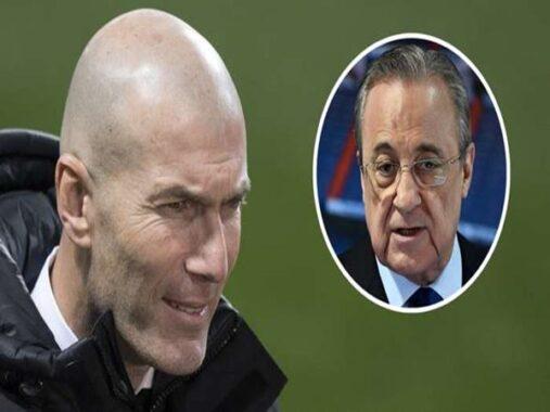 Tin bóng đá 22/1: Perez chốt tương lai Zidane chóng vánh