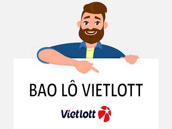 Cách chơi bao lô Vietlott ít ai biết đến?