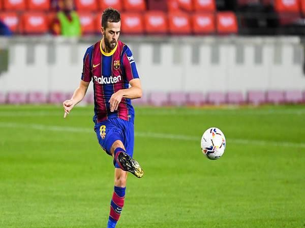 Tiểu sử Miralem Pjanic - Tiền vệ trung tâm của CLB Barcelona