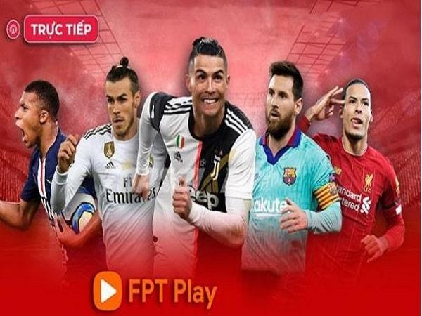 Xem trực tiếp bóng đá trên máy tính bằng ứng dụng FPT Play