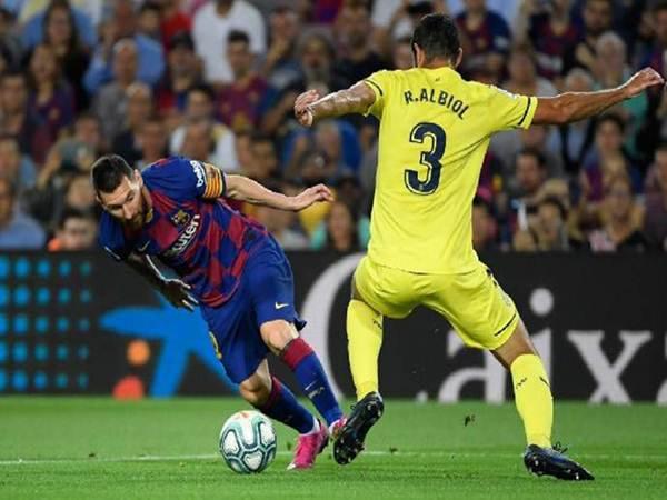Dự đoán kèo Châu Á Villarreal vs Barcelona (21h15 ngày 25/4)