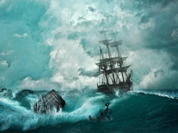Mơ thấy sóng thần báo mộng điềm gì? Sóng thần là số mấy?