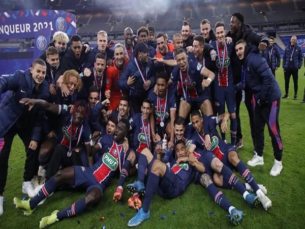 Tin bóng đá 20/5: PSG đăng quang tại Cúp Quốc gia mùa giải 2020/21