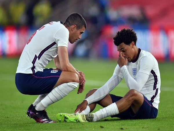 Bóng đá Anh 3/6: Arnold dính chấn thương nguy cơ lỡ EURO