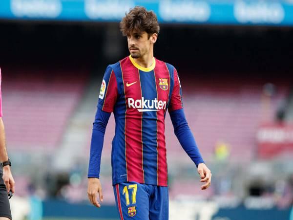 Chuyển nhượng 21/6: Barcelona rao bán ngôi sao Trincao